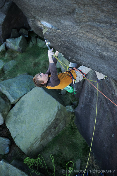 Parthion Shot E9/10 7a, Burbage South © Ray Wood