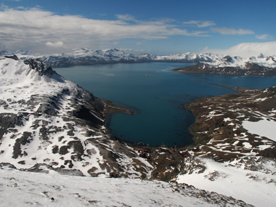 Grytviken and Cumberland East Bay